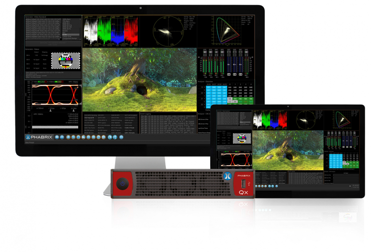 Phabrix appoints Broadcast Solutions as Germany distributor
